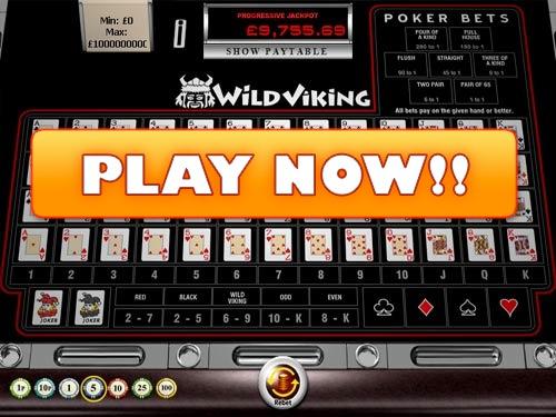 wild viking online