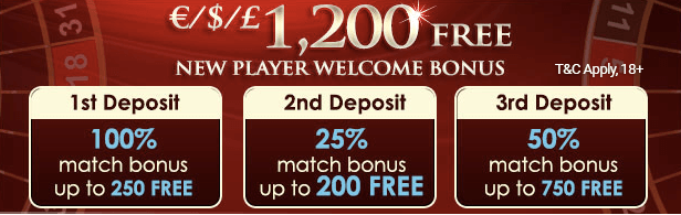 Royal Vegas Casino Bonuses