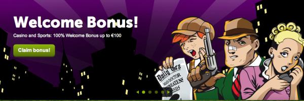 come on casino bonus