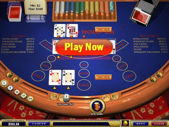 casino holdem online