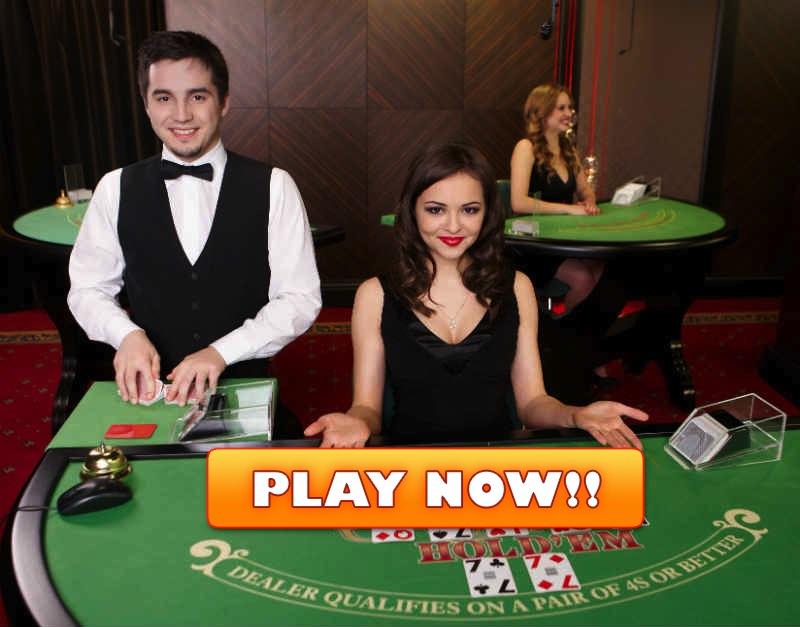live dealer casino holder