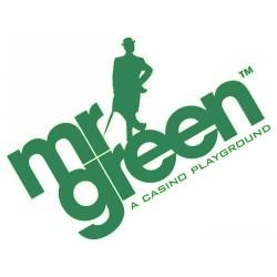 Mr Green Logo